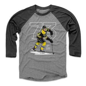 Charlie McAvoy Men's Baseball T-Shirt | 500 LEVEL