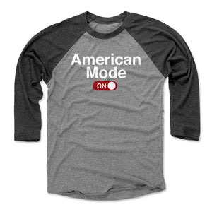Funny USA Men's Baseball T-Shirt | 500 LEVEL