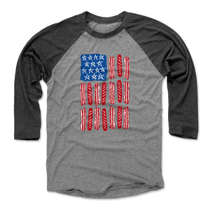 4th of July BBQ Men's Baseball T-Shirt | 500 LEVEL