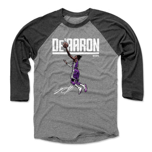 De'Aaron Fox Men's Baseball T-Shirt | 500 LEVEL