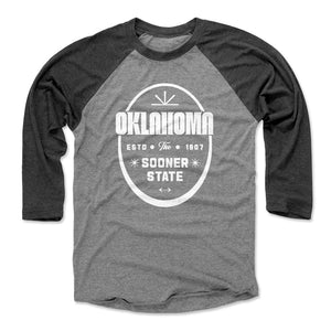 Oklahoma Men's Baseball T-Shirt | 500 LEVEL