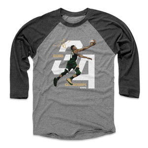 Giannis Antetokounmpo Men's Baseball T-Shirt | 500 LEVEL