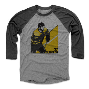 Patrice Bergeron Men's Baseball T-Shirt | 500 LEVEL