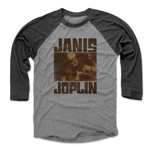Janis Joplin Men's Baseball T-Shirt | 500 LEVEL