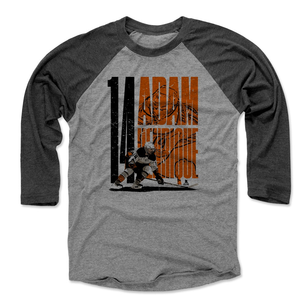 Adam Henrique Men's Baseball T-Shirt | 500 LEVEL