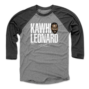 Kawhi Leonard Men's Baseball T-Shirt | 500 LEVEL