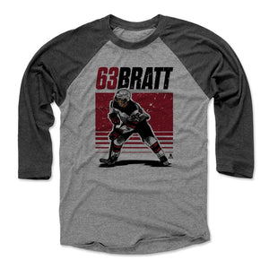 Jesper Bratt Men's Baseball T-Shirt | 500 LEVEL