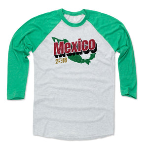 Mexico Men's Baseball T-Shirt | 500 LEVEL