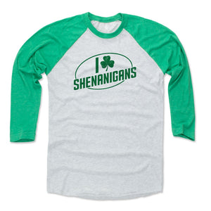 St. Patrick's Day Parody Men's Baseball T-Shirt | 500 LEVEL