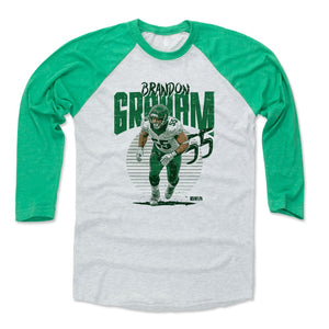 Brandon Graham Men's Baseball T-Shirt | 500 LEVEL