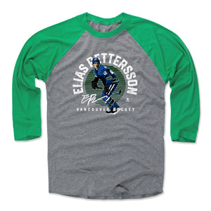 Elias Pettersson Men's Baseball T-Shirt | 500 LEVEL