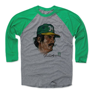 Rollie Fingers Men's Baseball T-Shirt | 500 LEVEL