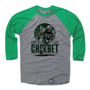 Wayne Chrebet Men's Baseball T-Shirt | 500 LEVEL