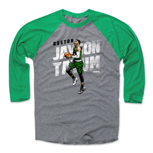 Jayson Tatum Men's Baseball T-Shirt | 500 LEVEL