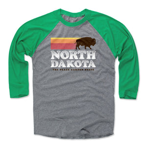 North Dakota Men's Baseball T-Shirt | 500 LEVEL