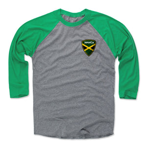 Jamaica Men's Baseball T-Shirt | 500 LEVEL