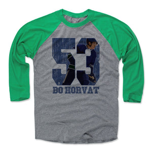 Bo Horvat Men's Baseball T-Shirt | 500 LEVEL