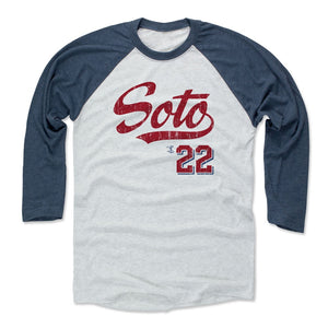 Juan Soto Men's Baseball T-Shirt | 500 LEVEL