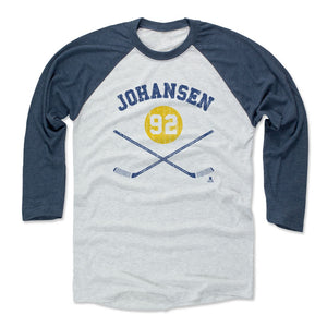 Ryan Johansen Men's Baseball T-Shirt | 500 LEVEL