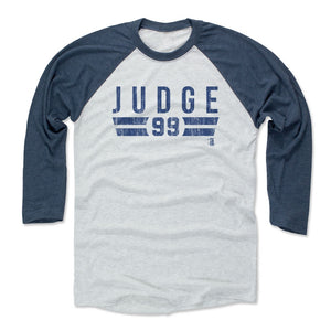 Aaron Judge Men's Baseball T-Shirt | 500 LEVEL