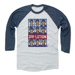 Alex Ovechkin Men's Baseball T-Shirt | 500 LEVEL