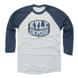 Kyle Okposo Men's Baseball T-Shirt | 500 LEVEL