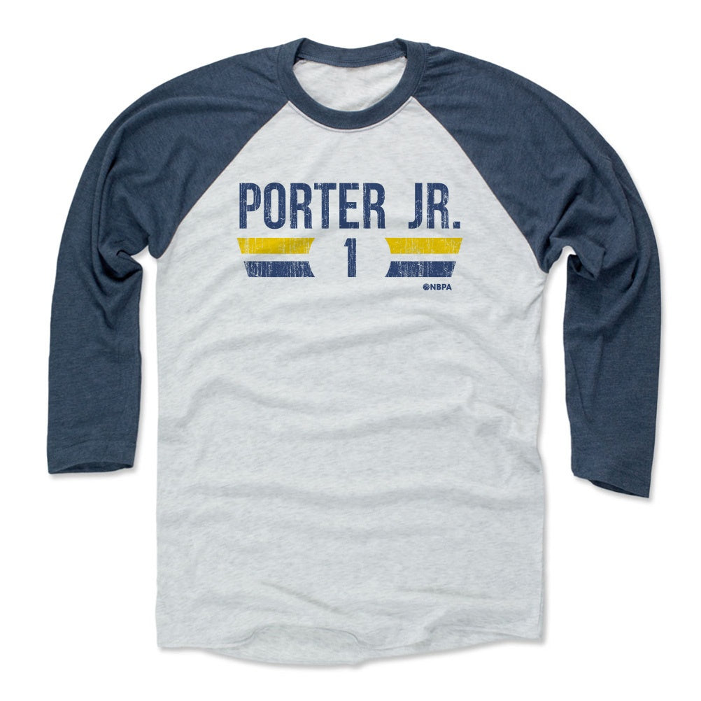 Michael Porter Jr. Men's Baseball T-Shirt | 500 LEVEL