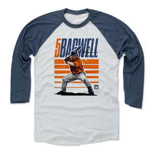 Jeff Bagwell Men's Baseball T-Shirt | 500 LEVEL