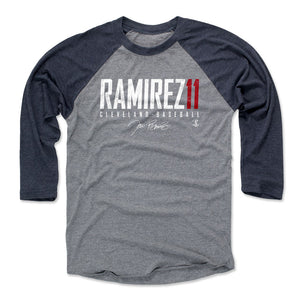 Jose Ramirez Men's Baseball T-Shirt | 500 LEVEL