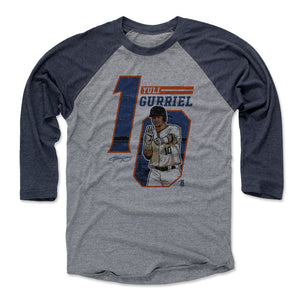Yuli Gurriel Men's Baseball T-Shirt | 500 LEVEL