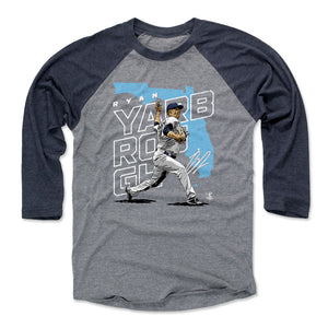 Ryan Yarbrough Men's Baseball T-Shirt | 500 LEVEL