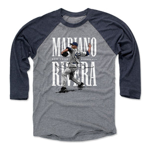 Mariano Rivera Men's Baseball T-Shirt | 500 LEVEL