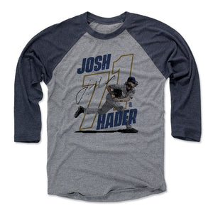 Josh Hader Men's Baseball T-Shirt | 500 LEVEL
