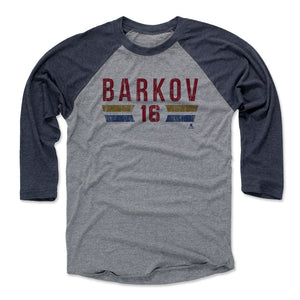 Aleksander Barkov Men's Baseball T-Shirt | 500 LEVEL