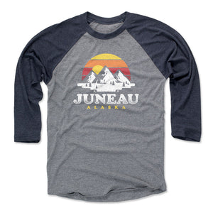 Juneau Men's Baseball T-Shirt | 500 LEVEL