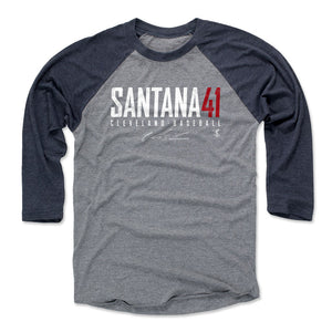 Carlos Santana Men's Baseball T-Shirt | 500 LEVEL
