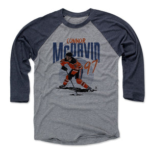 Connor McDavid Men's Baseball T-Shirt | 500 LEVEL
