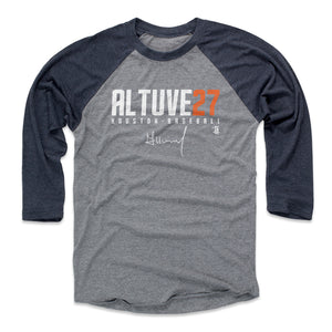 Jose Altuve Men's Baseball T-Shirt | 500 LEVEL