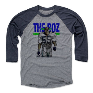 Brian Bosworth Men's Baseball T-Shirt | 500 LEVEL