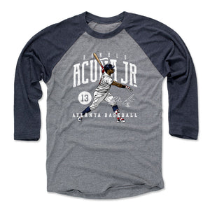 Ronald Acuna Jr. Men's Baseball T-Shirt | 500 LEVEL
