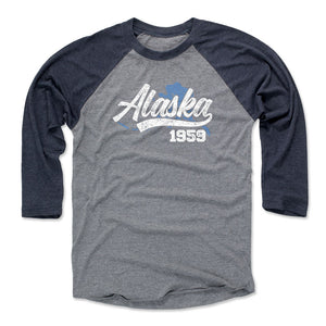 Alaska Men's Baseball T-Shirt | 500 LEVEL