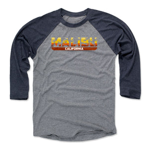 Malibu Men's Baseball T-Shirt | 500 LEVEL