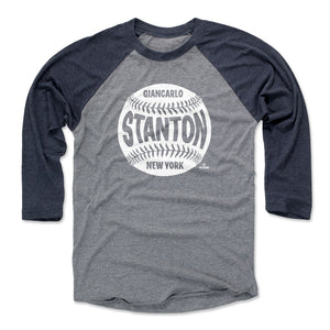 Giancarlo Stanton Men's Baseball T-Shirt | 500 LEVEL