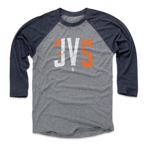Justin Verlander Men's Baseball T-Shirt | 500 LEVEL