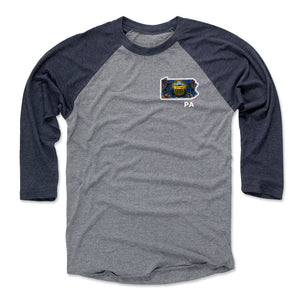 Pennsylvania Men's Baseball T-Shirt | 500 LEVEL