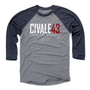 Aaron Civale Men's Baseball T-Shirt | 500 LEVEL