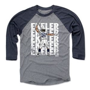 Austin Ekeler Men's Baseball T-Shirt | 500 LEVEL