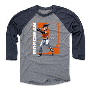 Alex Bregman Men's Baseball T-Shirt | 500 LEVEL