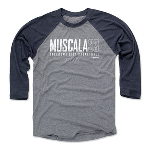 Mike Muscala Men's Baseball T-Shirt | 500 LEVEL