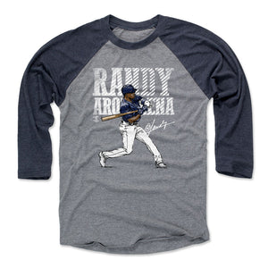 Randy Arozarena Men's Baseball T-Shirt | 500 LEVEL